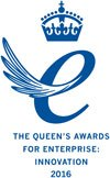 Queens Award for Enterprise